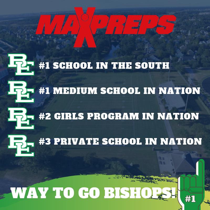 Home - Bishop England High School